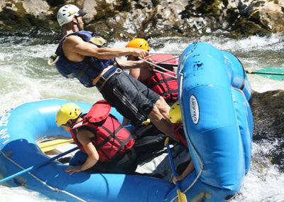Rafting Aude gorges Pierre-Lys !
